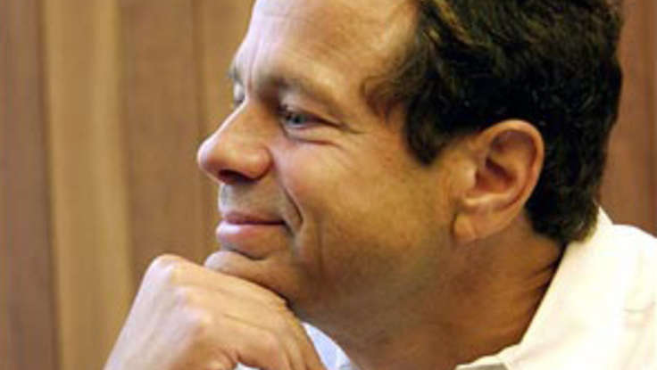 Alan  Lightman, keynote speaker
